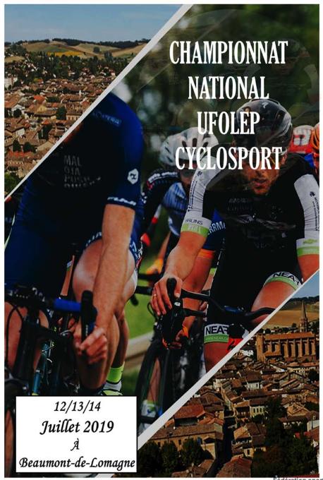 Présentation: 5 wavrinois aux Championnats de France Cyclosport